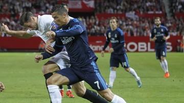 2015-11-09 Próba ataku Ronaldo na Krychowiaka. Będzie kara?
