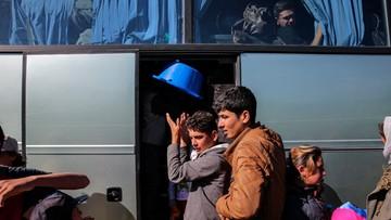 12-04-2016 19:57 W Bułgarii zatrzymano pierwszych uchodźców z greckiego obozu Idomeni