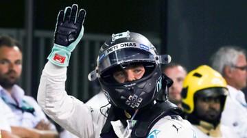 2015-11-28 GP Abu Zabi: Rosberg wystartuje z pole position