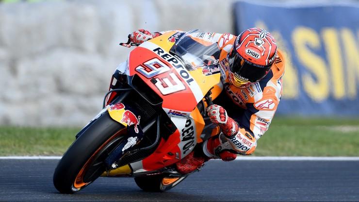 Motocyklowe MŚ: Triumf Marqueza, Muir z tytułem w Moto3