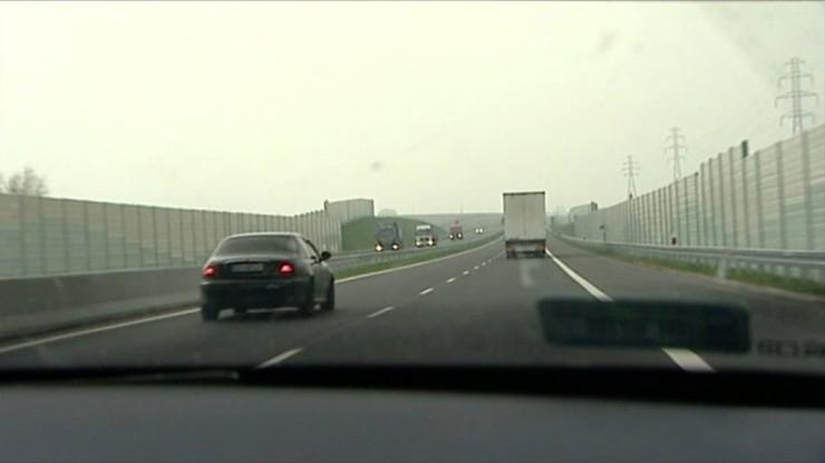 2,4 promila u kierowcy ciężarówki. Jechał autostradą