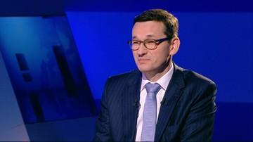 Morawiecki: w tym roku deficyt budżetu państwa nieco powyżej 30 mld zł