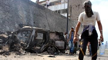 06-12-2015 10:39 Jemen: Gubernator Adenu zginął w zamachu. Państwo Islamskie bierze odpowiedzialność na siebie