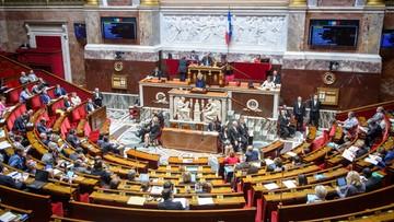 02-08-2017 20:37 Francuski parlament przyjął projekt reformy rynku pracy