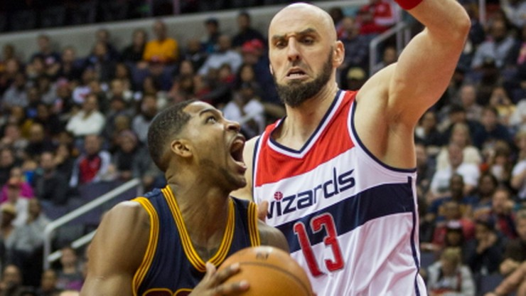 NBA: 12 punktów Gortata, porażka Wizards