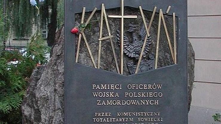 Dziś 77. rocznica Zbrodni Katyńskiej