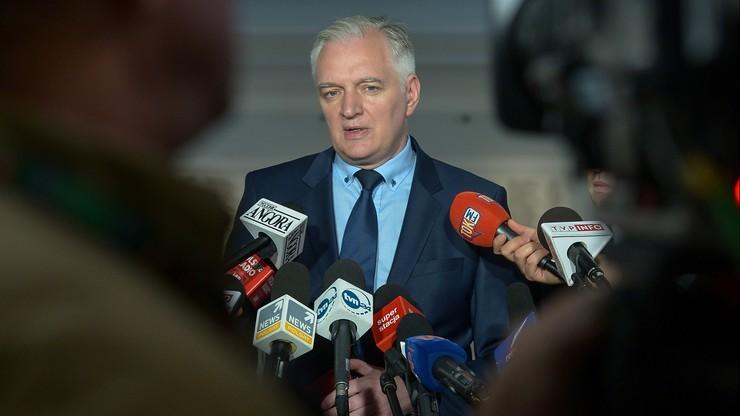 Gowin proponuje obniżenie składek ZUS dla tzw. małej działalności gospodarczej