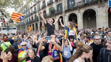 27-10-2017 17:34 Parlament Katalonii zagłosował za niepodległością regionu. Madryt nie zamierza dopuścić do secesji