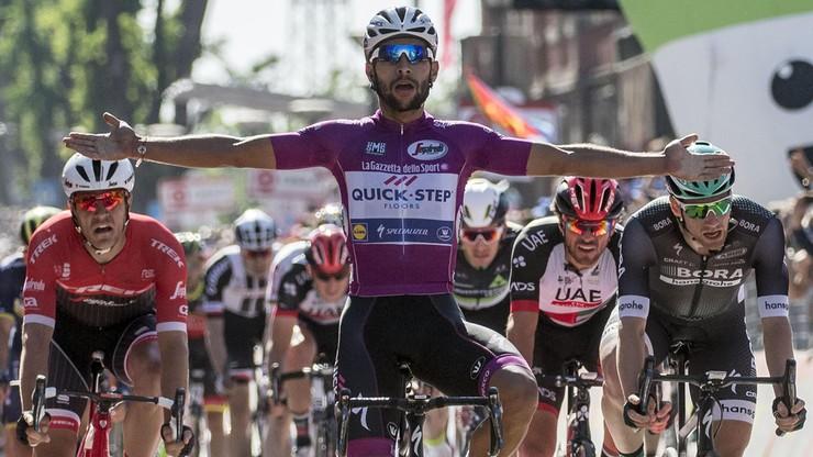 Giro d'Italia: Czwarta wygrana Gavirii, Dumoulin nadal liderem