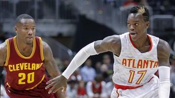 2016-11-09 NBA: Pierwsza porażka broniących tytułu Cavaliers