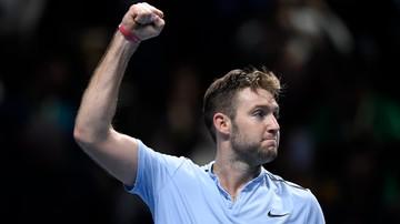 2017-11-14 ATP Finals: Zwycięstwo Socka nad Cilicem
