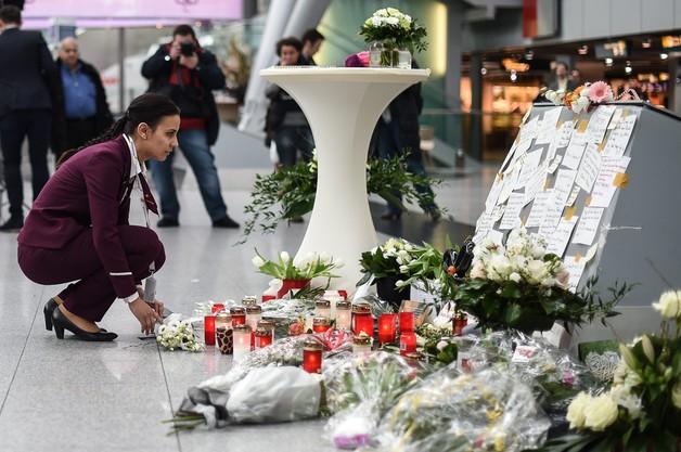 Germanwings wypłaci rodzinom ofiar zapomogi do 50 tysięcy euro