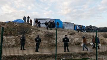 """25-02-2016 21:08 Francja: sąd podtrzymał decyzję o ewakuacji """"dżungli"""" pod Calais"""