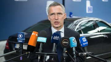 23-05-2017 16:13 Szef NATO zapewnia, że sojusznicy są zjednoczeni w walce z terroryzmem