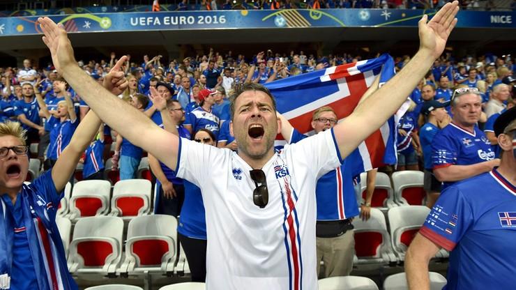 To nie Wikingowie, lecz Polacy są źródłem fenomenalnego dopingu islandzkich kibiców