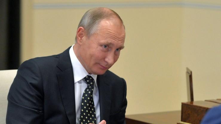 Ani słowa o Krymie. Kreml o kulisach rozmowy Putin-Trump