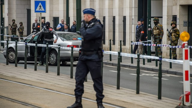 Jeden z zamachowców z Brukseli jako student sprzątał w Parlamencie Europejskim