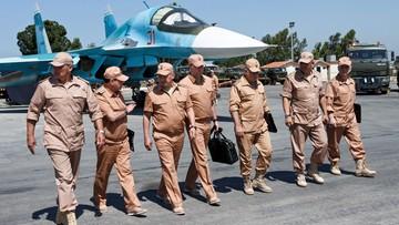 22-06-2016 12:33 Human Rights Watch: Rosjanie prawdopodobnie używają w Syrii zakazanej broni