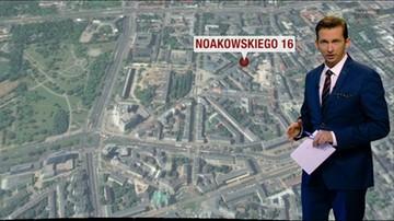 Komisja bada sprawę reprywatyzacji kamienicy przy Noakowskiego 16