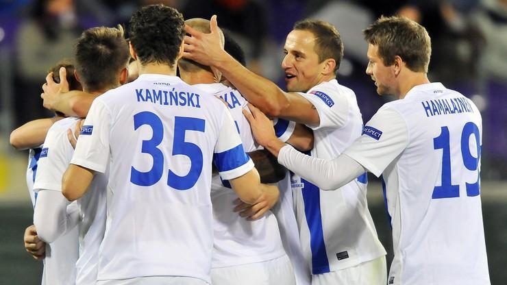 Liga Europejska: Lech Poznań pokonał Fiorentinę