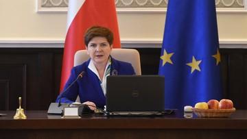 """01-02-2016 22:44 Beata Szydło odpowiadała na Facebooku na pytania o program """"Rodzina 500+"""""""