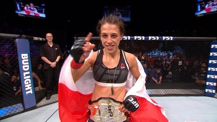 UFC: Jędrzejczyk poznała rywalkę!