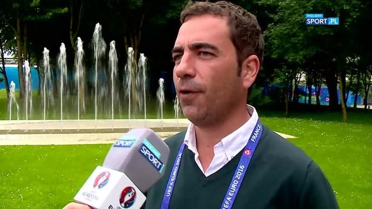 Portugalski dziennikarz: Euro 2012 bije na głowę to, co jest we Francji