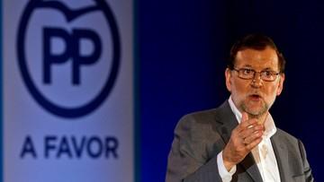 09-06-2016 14:00 Hiszpania: w sondażach prowadzi Partia Ludowa