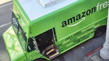 28-04-2017 11:23 Między magazynami Amazona będą jeździły ciężarówki z autopilotami