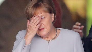 27-06-2016 16:19 Merkel naciska na Wielka Brytanię ws. Brexitu: nie możemy pozwolić sobie na odkładanie decyzji
