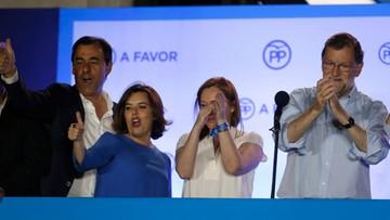 27-06-2016 11:52 Rajoy ma nadzieję, że rząd powstanie w ciągu miesiąca