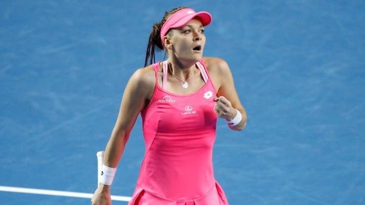 WTA w Dausze: Agnieszka Radwańska awansowała do trzeciej rundy