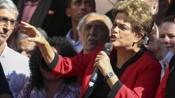 04-05-2016 07:19 Brazylia: prokurator generalny chce śledztwa przeciwko prezydent Rousseff