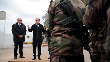 02-01-2017 09:09 Hollande: walka z IS w Iraku to zapobieganie terroryzmowi we Francji
