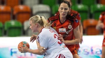 2017-10-14 Puchar EHF: Wygrana Metraco Zagłębia Lubin