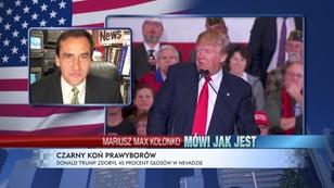 Czarny koń prawyborów - czy Donald Trump zdobędzie Biały Dom?