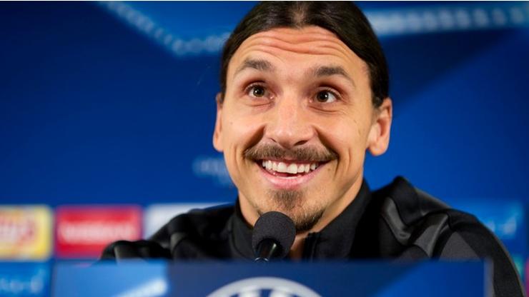 """Ibrahimović odpowiedział Cantonie! """"W MU będę Bogiem"""""""