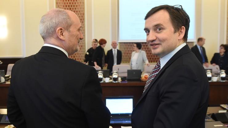 Ziobro: w poniedziałek nowy zespół prokuratorów do śledztwa smoleńskiego