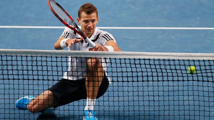 Turniej ATP w Monachium - debel już bez Polaków