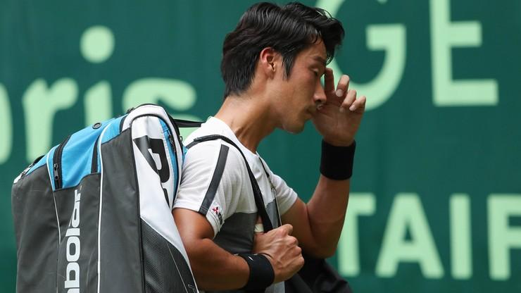 ATP w Antalyi: Pierwszy w karierze triumf Japończyka Sugity