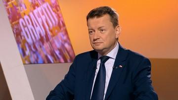 01-07-2016 09:37 Po Brexicie Tusk, Juncker, Schulz do dymisji? Błaszczak: to nie ulega żadnej wątpliwości