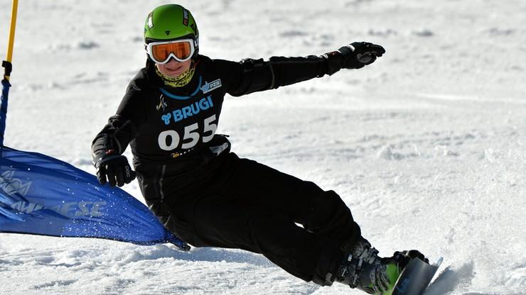 MP w snowboardzie: Dwa tytuły dla Nowaczyka