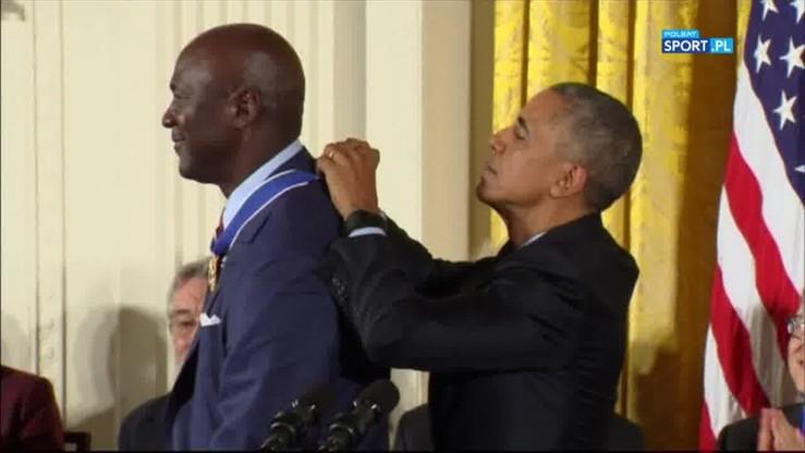 Obama odznaczył znanych sportowców