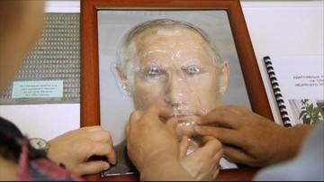 """Niewidomi mogą dłońmi """"zobaczyć"""" Putina. Twierdzą, że jest """"bardzo przystojny"""""""