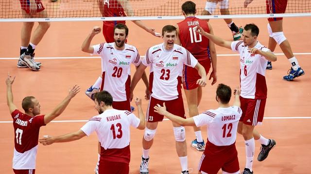 Polscy siatkarze pokonali w Gdańsku Rosjan 3:0 w pierwszym meczu Ligi Światowe