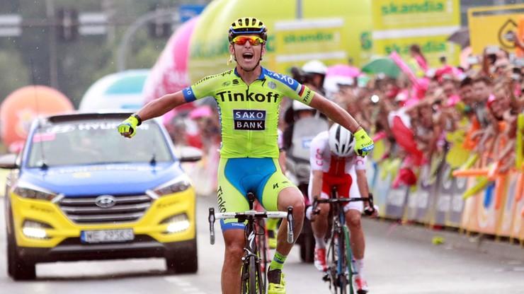 Bodnar wygrywa etap, Zieliński liderem Tour de Pologne!