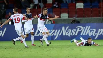 2016-11-13 1 liga: Górnik gromi Wisłę. Widać, że Matuszek grał kiedyś w Realu...