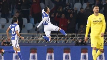 2017-01-04 Puchar Króla: Real Sociedad wykorzystał braki kadrowe Villarreal