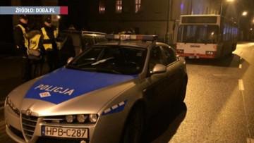 26-12-2016 08:04 Policjant pieszo dogonił autobus z pijanym kierowcą