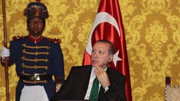 10-02-2016 14:26 Turcja: Erdogan oskarża USA o wspieranie syryjskich Kurdów